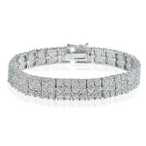 Jewelry - Diamond Bracelet, 100 Geniune Diamonds, 1 Carat